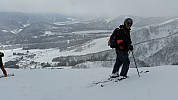 2015-02-14 11.38.43 Jim - Norikura - from Alps 10 lift top station.jpeg: 5312x2988, 4144k (2015 Jun 11 06:52)