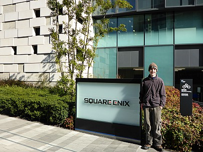 2016-03-03 09.25.50 P1000855 Simon - Adrian outside Square Enix.jpeg: 4608x3456, 6507k (2016 Mar 02 20:25)